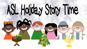 ASL Holiday Story Time @ Barnes and Noble | Schaumburg | Illinois | United States