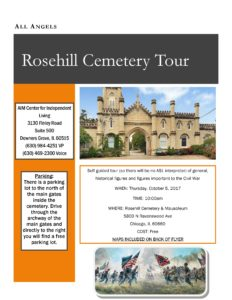 Rosehill Cemetery Tour