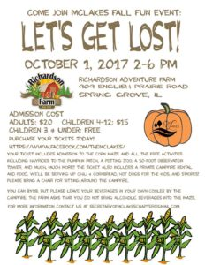 Fall Fun with The McLakes Chapter of IAD @ Richardson Adventure Farm | Grand Prairie | Texas | United States